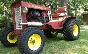 bush hog garden tractors bush hog riding mower