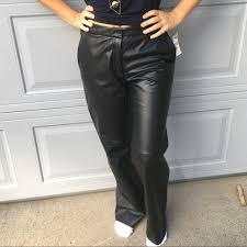 women s wilsons leather authentic leather pants