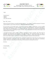 English Teacher Cover Letter Example Best Ideas Of Cover Letter