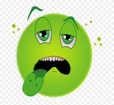 Image result for person green sick