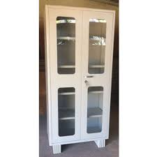 glass door bookcase almirah