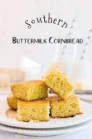 easy ermilk cornbread no sugar