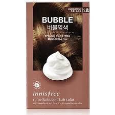 Innisfree Camellia Bubble Hair Color 4