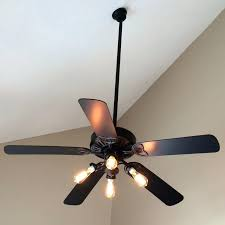 ceiling fan bulb quick ceiling fan makeover simply remove the shades and s and use bulbs