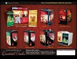 Vending Machine Distributor And Suppliers Awesome Exotica Foods Shahaganj Aurangabad Tea Wholesalers In Aurangabad