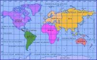 Resultado de imagen de coordenadas geograficas
