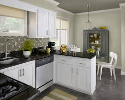 White Kitchen Cabinet Color Trends With Ceramic Countertops And Modern  Kitchen Sink Within Kitchen Cabinet Color Trends 5 Top Kitchen Cabinet  Colors Trends ...