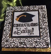 Graduation Cakes Amphora Bakery