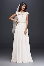 country wedding dresses davids bridal