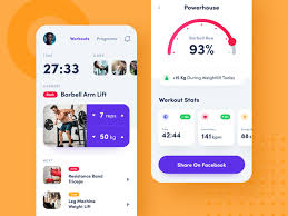 Workout Tracker App By Halo Lab On Dribbble