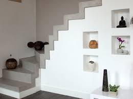 High Quality Decoration Salon Avec Escalier