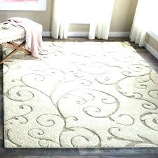 9 square area rug x elegance cream beige outdoor rugs by are