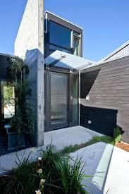 front door overhangA Modern Front Door Canopy Modern Door Awning Modern Front Door