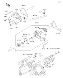 2014 kawasaki mule 4010 trans 4x4 kaf620ref water pump parts best oem water pump parts diagram for 2014 mule 4010 trans 4x4 kaf620ref motorcycles