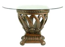 36 inch round wood pedestal table dining tables surprising inch 36 round glass dining table 36