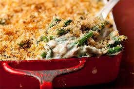 green bean casserole recipe. Fine Bean And Green Bean Casserole Recipe