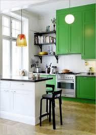 Dark Green Kitchen Cabinets 3alhkecom A Small Lighting In Kitchen With Green Kitchen Cabinets