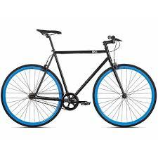 Fixie Single Speed Bike Shelby 4