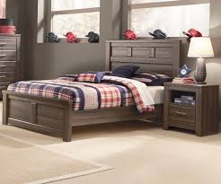 B251 Juararo Panel Bed Boys full size beds