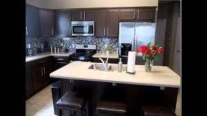 Kitchen Design Dark Cabinets Dark Kitchen Cabinets To Complement A Minimalist Kitchen Island