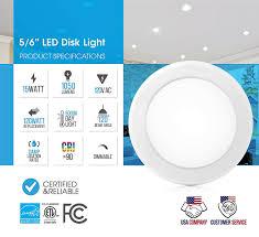 Disk Lights Commercial Best Flush Ceiling Lights Reviews Bronze Flush Mount