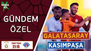 Galatasaray 4-2 Kasımpaşa   Aslan'da Gece ve Gündüz - YouTube