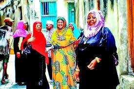 Ladies in Zanzibar by Myrna Gordon-Covelli | Art, Painting, Photography