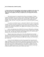 gel   introduction to human sexuality   california coast  pages gel  essay unit docx