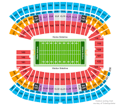 Foxborough Gillette Stadium Seating Chart New England Patriots Schedule Discounts Tickets 2019