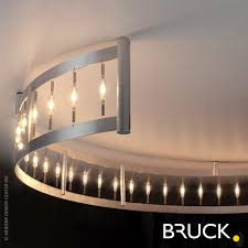 bruck lighting flight track section   commerciallightingsupplier