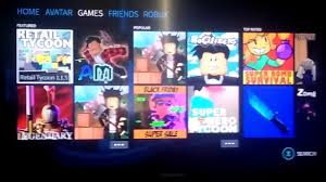 ROBLOX How To Search Games Up on Xbox ...