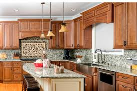 Image Colour Traditional Kitchen Cabinets Home Art Tile Kitchen And Bath Home Art Tile Traditional Kitchen Cabinets Best Selection In Ny shop Top Products