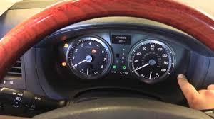 2008 Lexus Rx 350 Maintenance Light How To Reset Oil Change Reminder On 07 Lexus Es350
