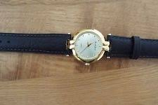 bueche girod wristwatches lovely gold plated bueche girod ladies watch