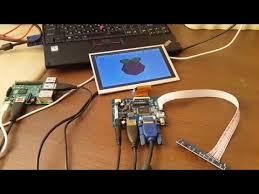 D053 - <b>7 inch</b> 1024*600 <b>TFT LCD</b> with Driver Board - YouTube
