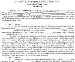 tenant application form florida sample apartment lease agreement new jersey excellent residential