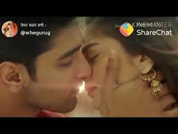 heart touching video status kissing