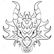тату дракона на белом фоне черный дракон тату дизайн на белом фоне