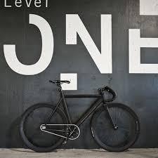 <b>Hipster fixie</b> bicycle – matte black finish #<b>Hipster</b> #<b>fixie</b> #bicycle ...