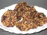 alla s cranberry scones  raw foods