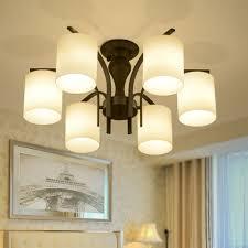 Lamp Woonkamer Led Retro Europese Stijl Plafondlamp Woonkamer