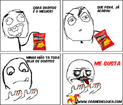 Inicio dos testes. Memes do Era! | We Heart It | doritos via Relatably.com