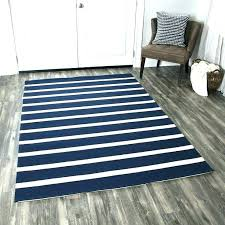 blue white striped rug navy and runner designs