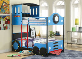 Sears Canada Bedroom Furniture Furniture Of America Skoolie Bus Twin Over Twin Bunk Bed Home
