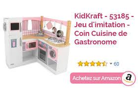 Promotion Cuisine Janod J06533 Maxi Cuisine Bois Pour Enfant
