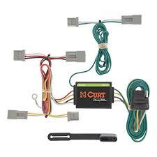 amazon com curt manufacturing curt 56011 custom wiring harness 2017 honda fit trailer wiring curt manufacturing curt 56011 custom wiring harness
