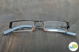 non abrasive toothpaste can work as a polish to remove scratches on your glasses