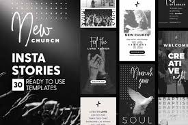 After Effects Story Book Template 73 Instagram Stories Templates Collection Freebies