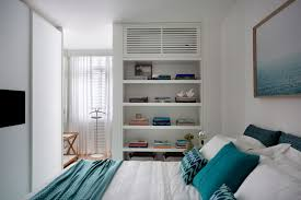 air conditioning for bedroom. all of the air conditioning units in this apartment are hidden for bedroom