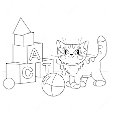 Toys Coloring Pages Printable Coloring Page For Kids